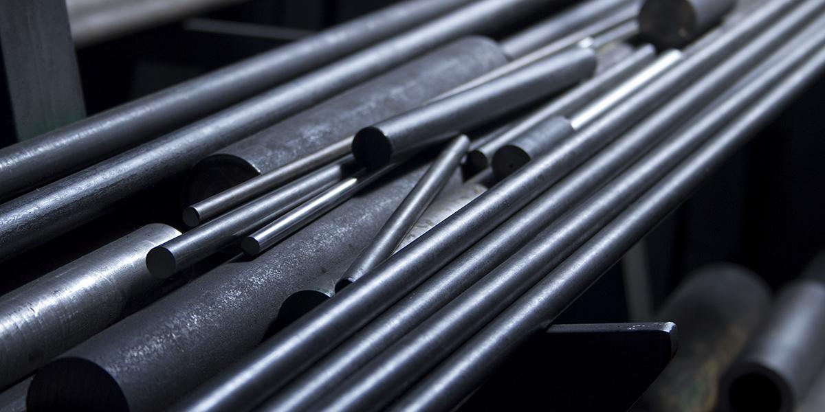 Barre grezze in acciaio per stampo