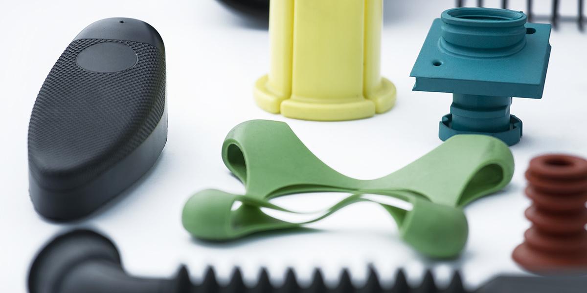 oggetti in gomma tecniplast