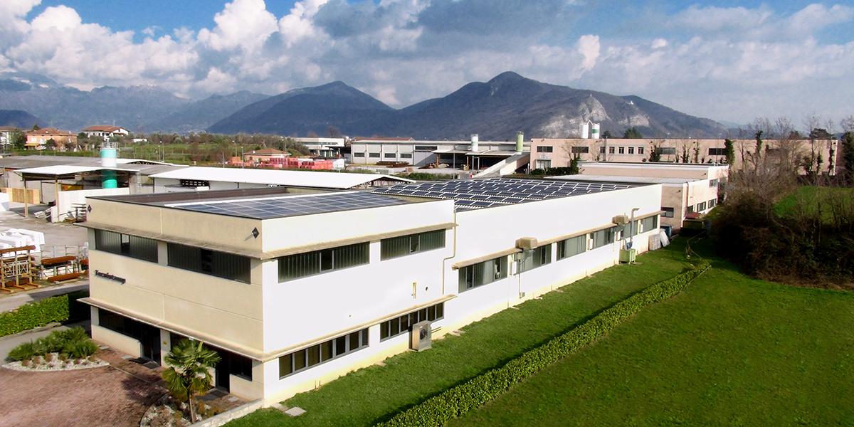 L'impianto fotovoltaico: utilizziamo direttamente l'energia per il nostro impianto